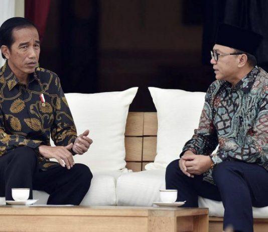 Tak Seperti Amien Rais, Ketum PAN: Dukung Jokowi Tanpa Syarat