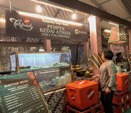 Pesta Kuliner Kampoeng Tempoe Doloe Hadir di JFFF