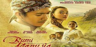 Nonton Film 'Bumi Manusia', Sultan HB X: Bukan Bicara Klimaks