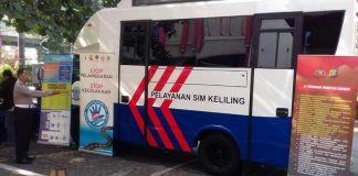 Catat! Ini Lokasi SIM Keliling di Wilayah Jakarta Hari Ini