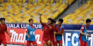 Tahan Myanmar 1-1, Indonesia Juara Grup A Piala AFF U-18