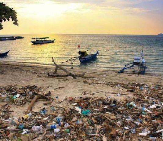 Kapolda Papua: Saya Prihatin Perairan Jayapura Dipenuhi Sampah