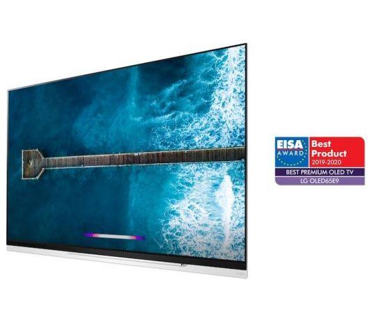 Inovasi TV dan Audio LG dengan AI Mendapat Penghargaan EISA Award