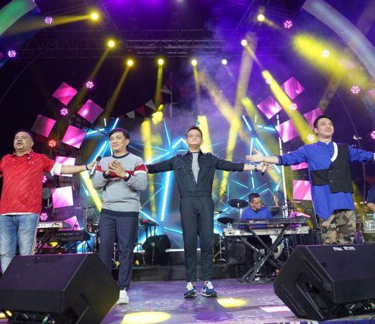 Kahitna dan Abdul Sukses Meriahkan RCTI Fest