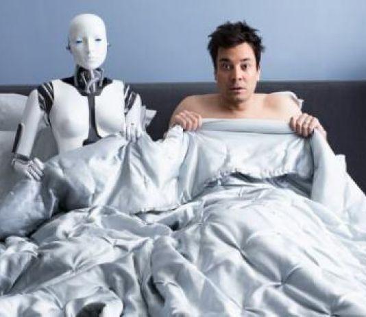 Wow Ada Robot bisa Gantikan Anda Berhubungan Intim