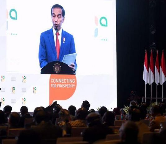 Pembukaan IAID 2019, Presiden Yakinkan Negara-Negara Afrika untuk Investasi