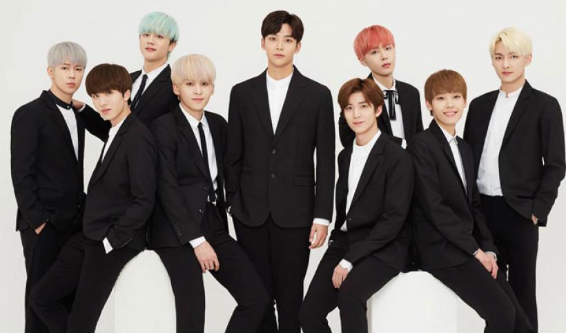 Grup idola K-Pop Sensation Feeling 9 (SF9).