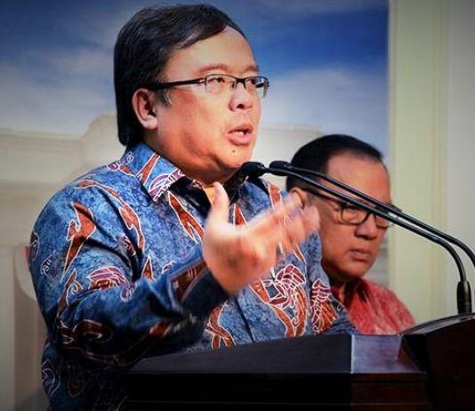 Soal Pemindahan Ibu Kota ke Kalimantan, Menteri PPN Ingatkan Hal Ini