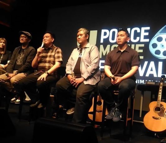 Lewat Film, Polisi Ingin Lebih Dekat dengan Masyarakat
