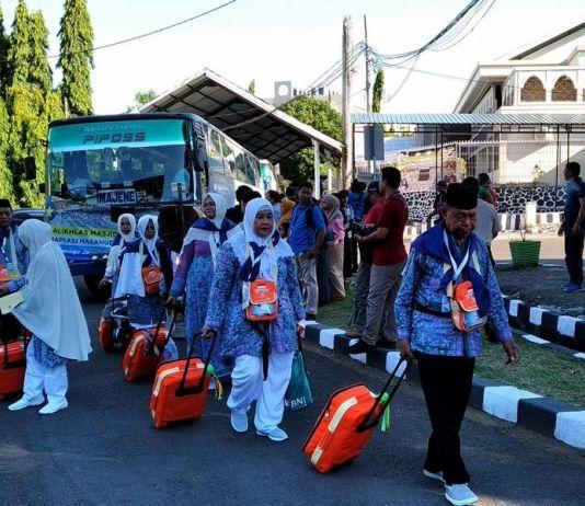 Jumlah Jamaah Haji Meninggal Tercatat 243 Orang