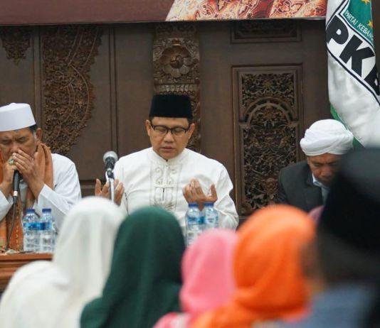 Didukung 34 DPW, Muhaimin Iskandar Kembali Memimpin PKB