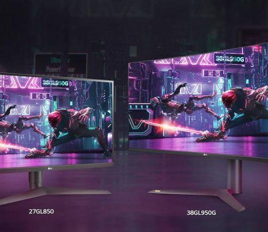 LG Boyong Monitor 240Hz di IFA 2019