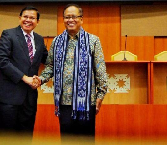 Buka InCob 2019, Menristekdikti Ingin Tingkatkan Ekosistem Riset di Indonesia