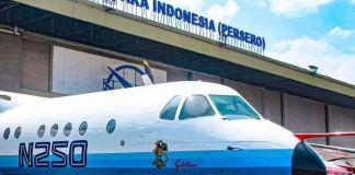 Kenang BJ Habibie, Pesawat N250 Bakal Pindah ke Museum Mandala Dirgantara