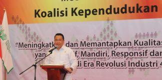 Mendes PDTT Minta Koalisi Penduduk Indonesia Dukung Percepatan SDM Unggul