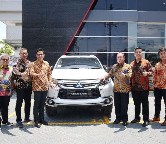 Mitsubishi Motors Perluas Jaringan Dealer di Banjarbaru
