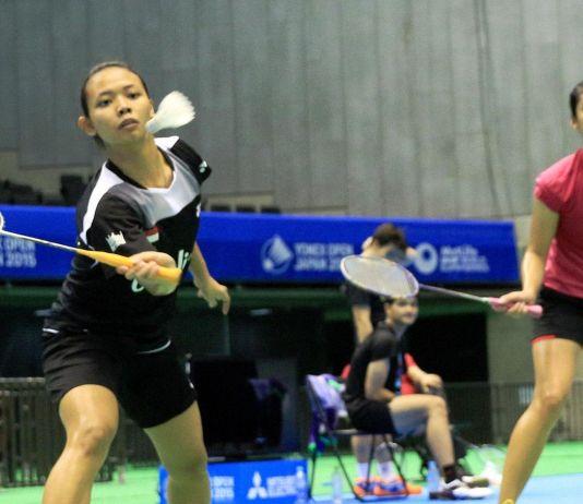 Laga Final Vietnam Open 2019, Della/Rizki Turun di Partai Keempat