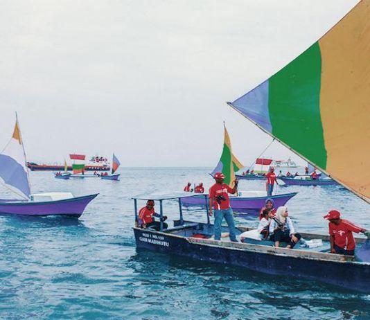 Menikmati Keseruan Festival Bahari Jakarta