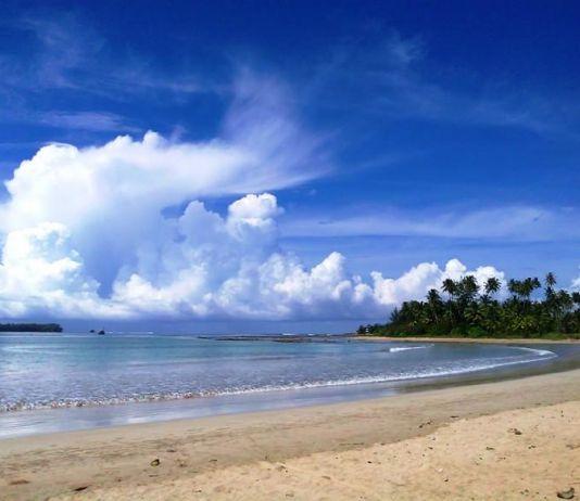 Kades Botohili Manfaatkan Dana Desa Jadi Wahana Bermain di Sekitar Pantai