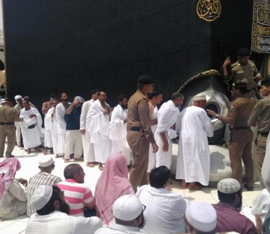 Jemaah Haji Tinggalkan Madinah, Begini Keadaan Antrian Hajar Aswad