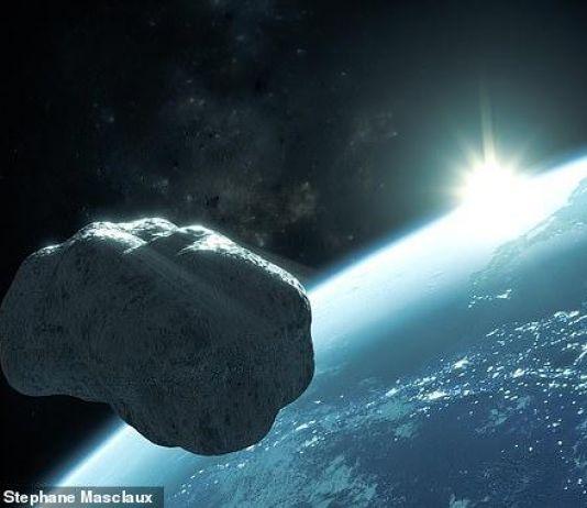 NASA Ungkap Dua Asteroid Sempat Mampir, Tembus Lingkaran Bumi