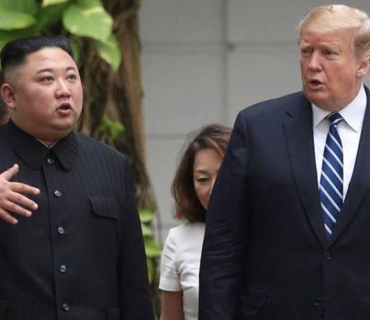 Disampaikan Lewat Surat, Kim Jong Un Undang Presiden Trump Datang ke Pyongyang
