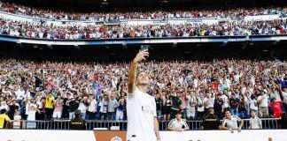 Eden Hazard Bandingkan Fanatisme Fans Chelsea dan Real Madrid, Ini Katanya