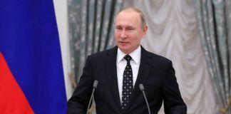 Presiden Rusia dan Putra Mahkota Saudi Bahas Soal Serangan Kilang Minyak Aramco