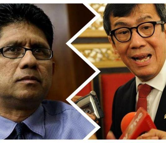 Wakil Ketua KPK: Yasonna H Laoly Bohong!
