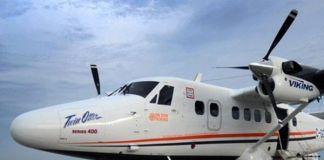 Cuaca Berkabut, Pencarian Pesawat Twin Otter Dihentikan Sementara