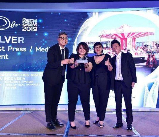 Kampanye Xpander Sukses Raih Penghargaan Internasional