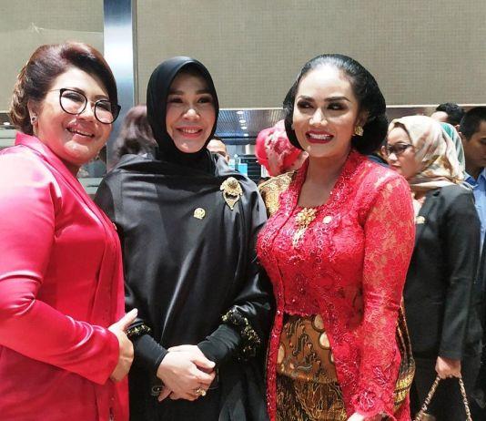 Krisdayanti: Kita Wakil Rakyat di Rumah Rakyat, Harus Lakukan yang Terbaik