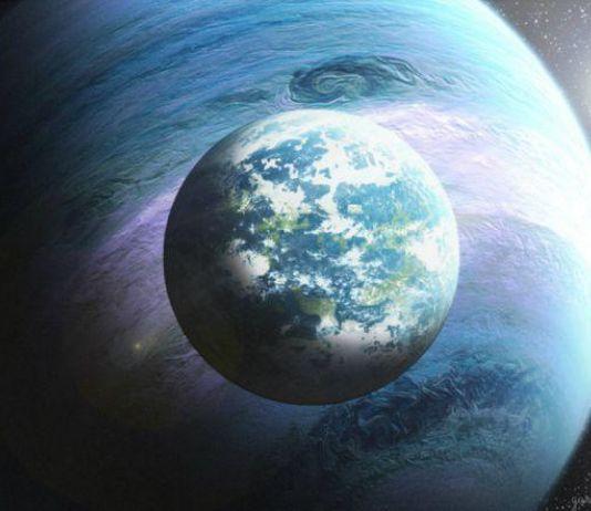 Planet Raksasa Ditemukan