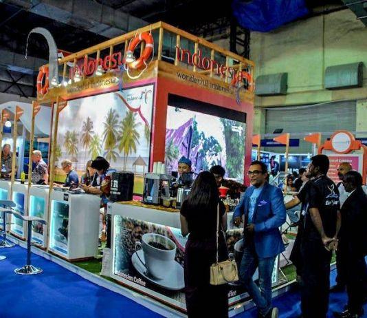 Wonderful Indonesia Raih Penghargaan Best Booth of The Year di Mumbai