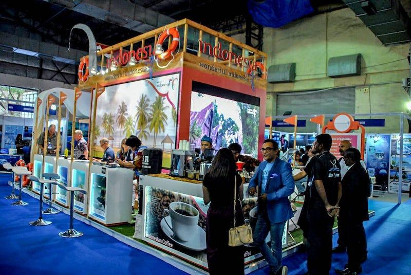 Wonderful Indonesia Raih Penghargaan Best Booth of The Year pada ADEX 2019 di India