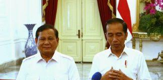 Jokowi dan Prabowo Bertemu, Ini yang Dibahas