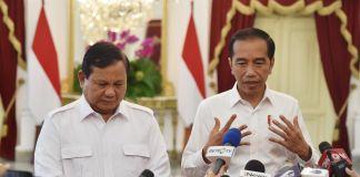 Jokowi Terima Prabowo di Istana Merdeka dan Bicarakan Banyak Hal