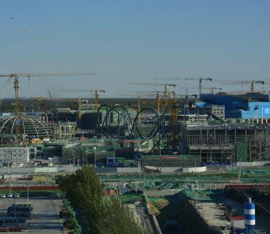 Di Shanghai Sudah Ada Disneyland, Pembangunan Universal Studios Beijing Rampung Pada 2021
