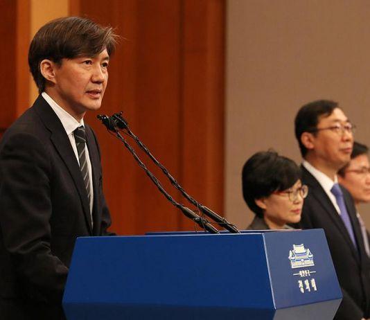 Terseret Kasus Korupsi, Menteri Kehakiman Korsel Undurkan Diri