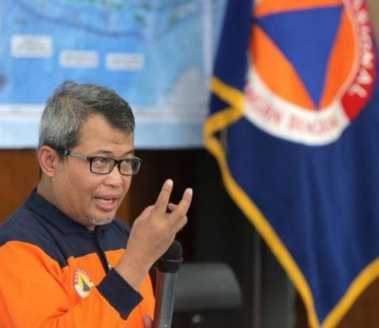 BNPB: Kualitas Udara Sumatera Selatan Memburuk