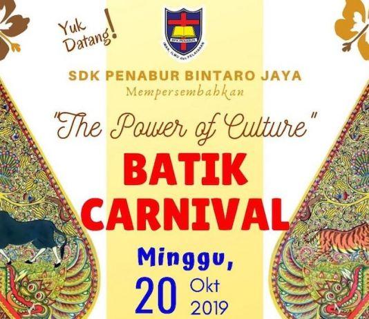 Ratusan Peserta Didik BPK PENABUR Akan Kampanye Budaya Anak Indonesia