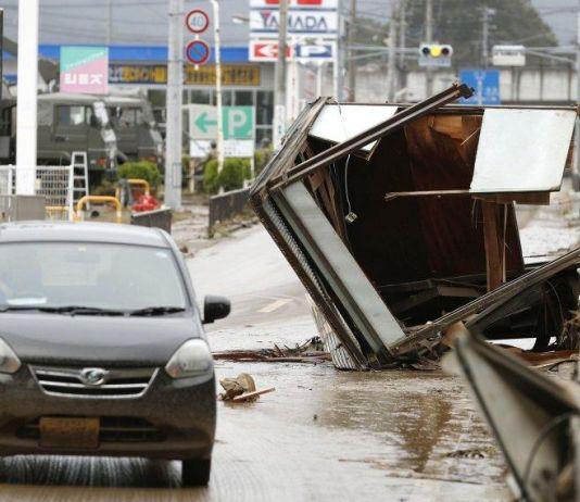 Imbas Topan Hagibis, Sebanyak 58 Orang Meninggal di Jepang