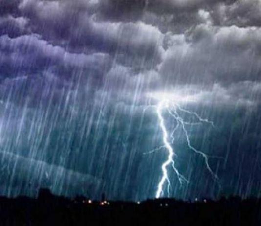 Waspadai Hujan Lebat dan Petir di Wilayah Ini