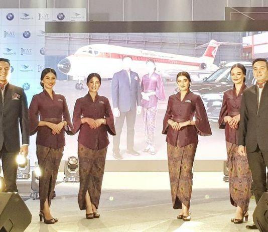 Desain 18 Set Pakaian Awak Kabin Garuda Indonesia, Ini Cerita Didiet