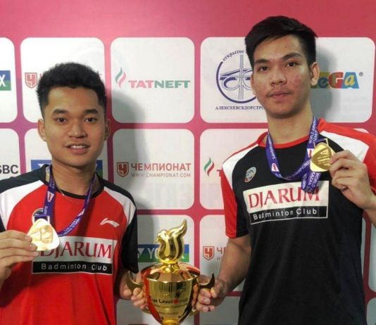 Juara Turnamen WJC 2019 Kazan, Tim Bulutangkis Junior Bakal Diguyur Bonus