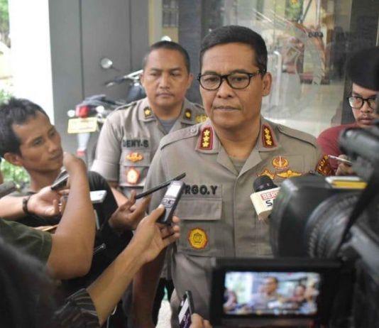 Polisi Tidak Akan Menerbitkan Surat Izin Demo Hingga Pelantikan Presiden