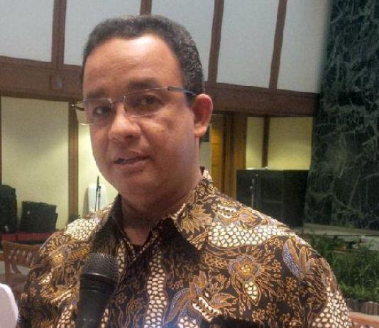Menurut Anies Ini Salah Satu Penyebab Banjir di Jakarta
