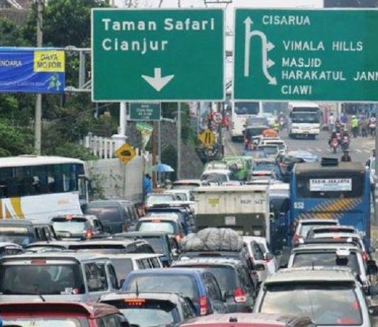Pembangunan Jalur Puncak Dua Tetap Jadi Solusi Atasi Kemacetan