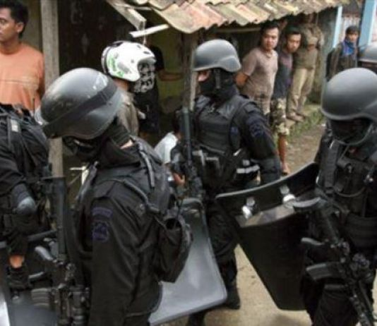 Densus 88 Tangkap Satu Orang Terduga Teroris di Kota Malang