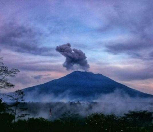 PVMBG: Gunung Slamet Masih Berstatus Waspada